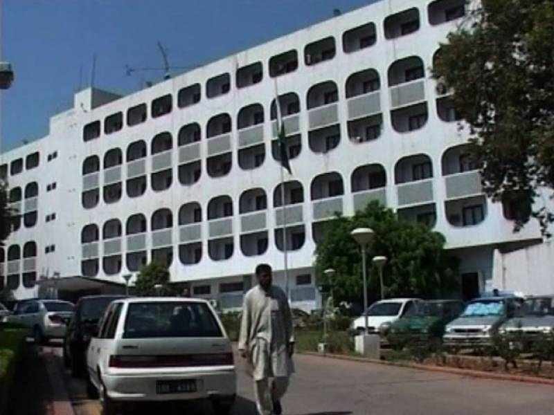 Pakistan FO summons Indian HC over Kulbushan issue