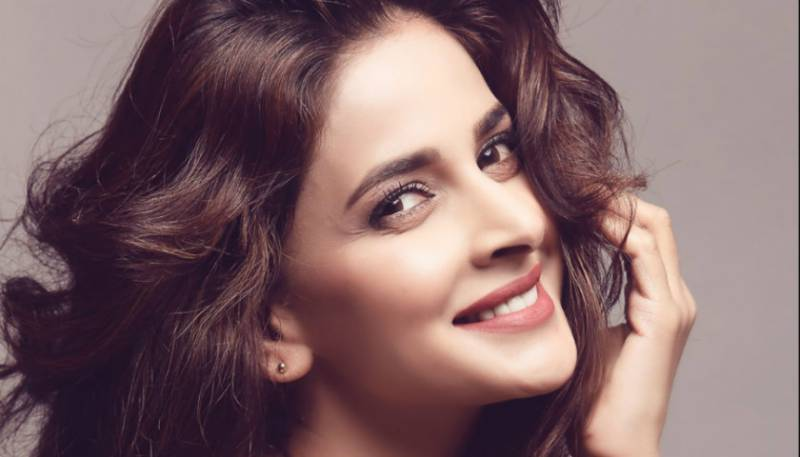 Shocking news for Saba Qamar'a fans