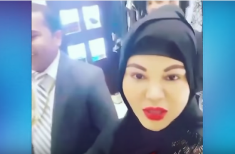 Watch video: Rakhi Sawant wears 'Abaya' fans astonished