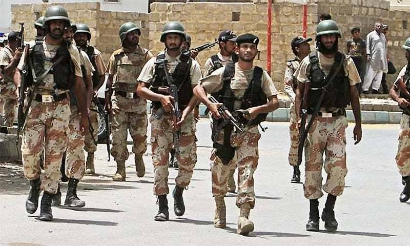 Rangers' special powers end in Karachi