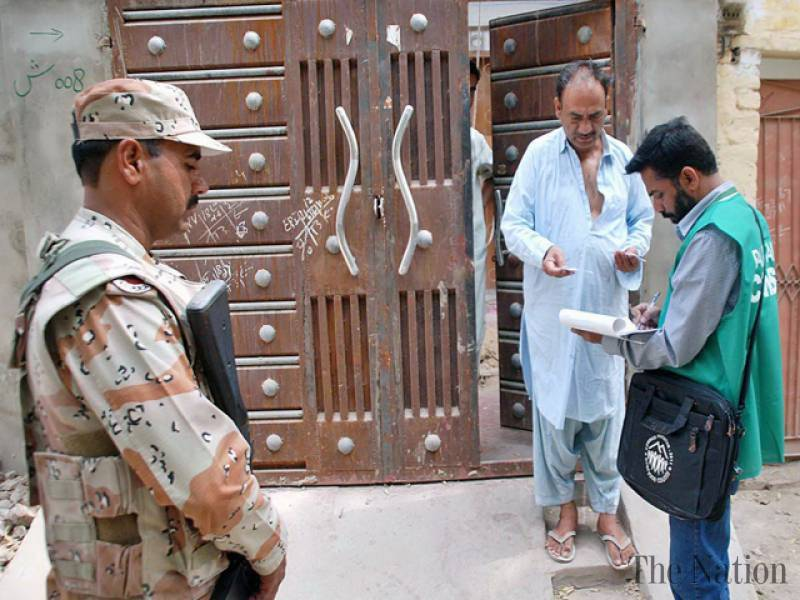 Sixth population census: first phase concludes in 63 districts