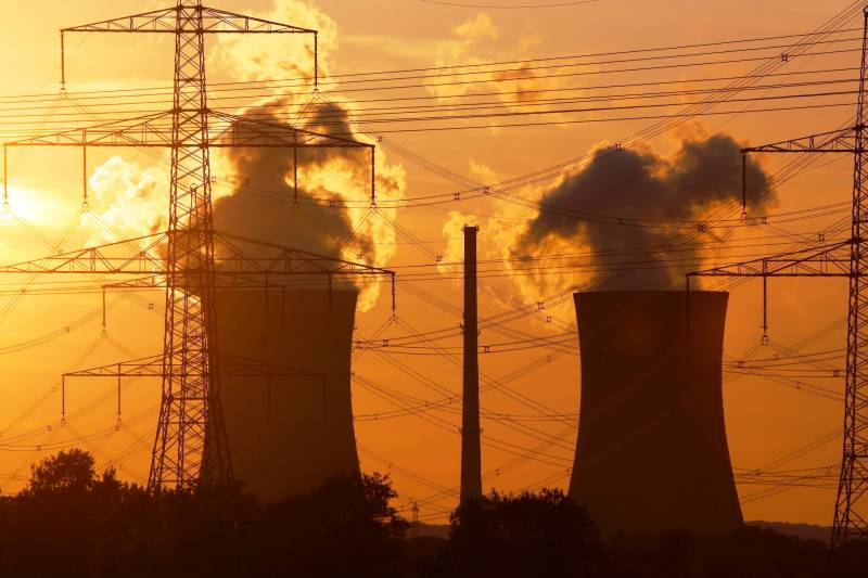 Chinese firm to supply steel for Karachi nuclear power plant: reports