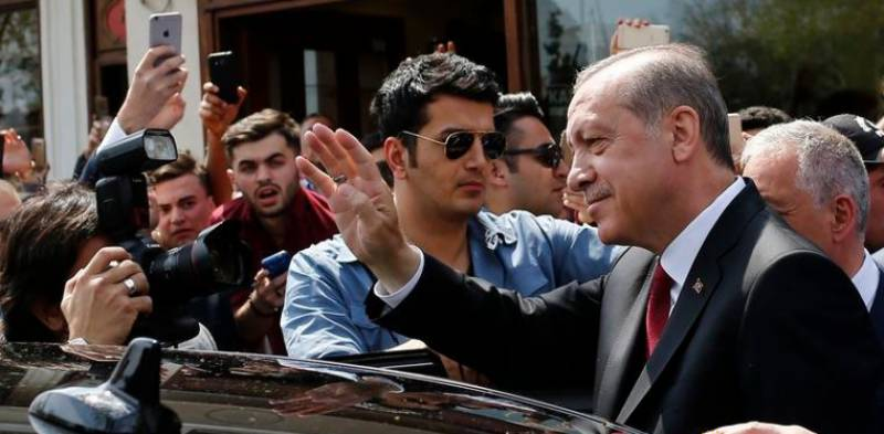Referendum grants Turkish President Erdogan sweeping new powers