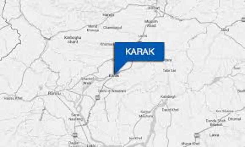 Three including woman killed in Karak firing