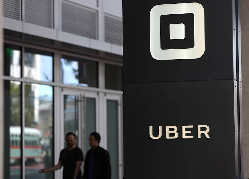 Uber's VP of global vehicle programs quits job