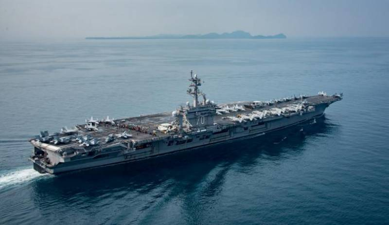 As US warned North Korea, its 'armada' was headed toward Australia