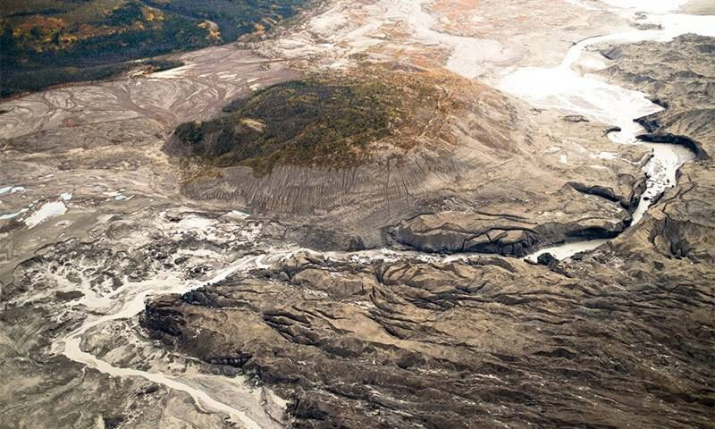Global warming leads Canadian river to vanish within few months