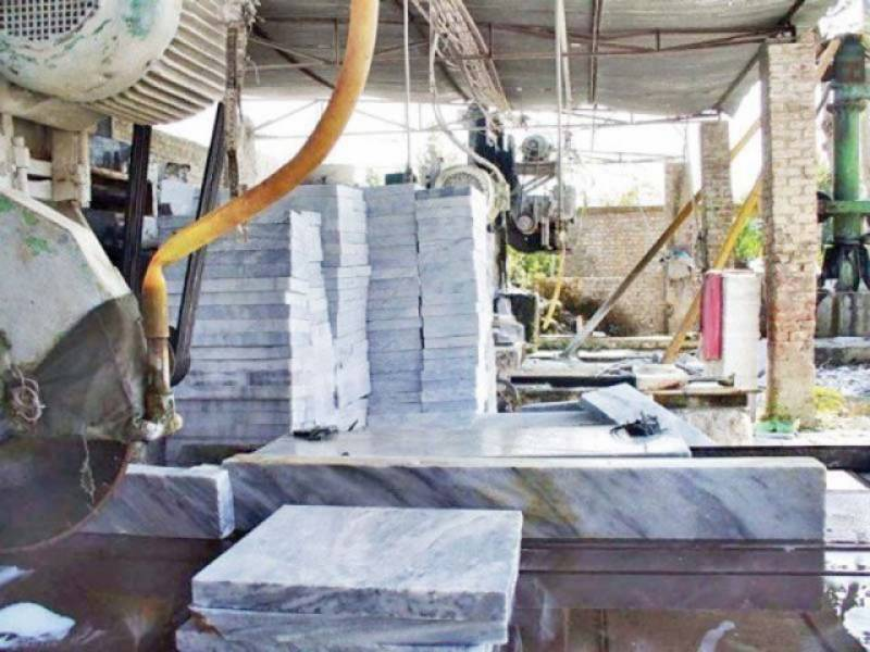 Pakistan seeks Chinese investment in marble production