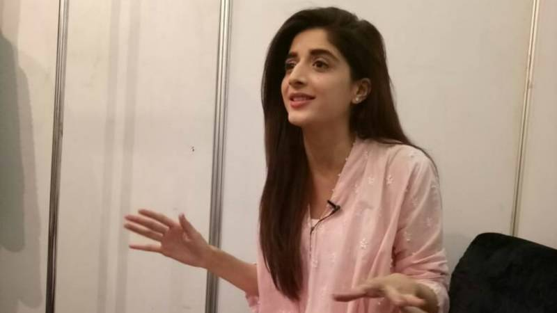 Watch: Mawra ready to be golden feather in Lux Style Awards crown