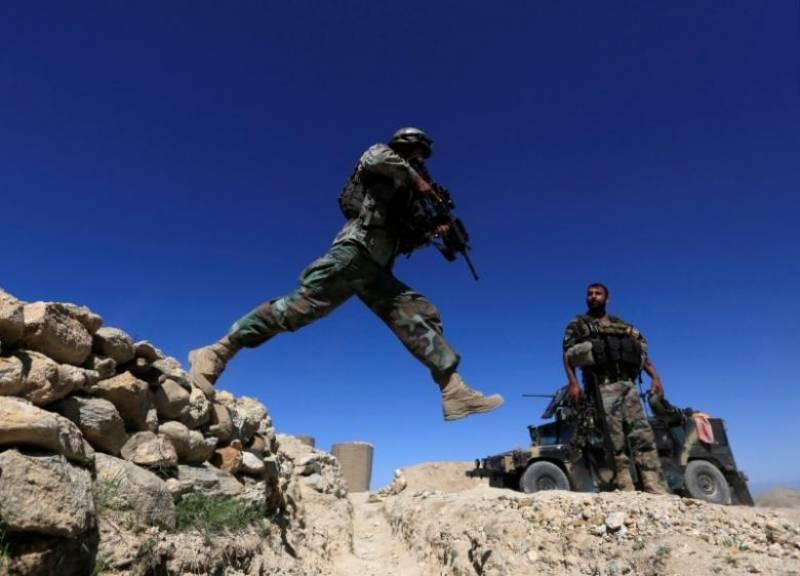 US troops fighting against Daesh near site of Afghan bomb strike
