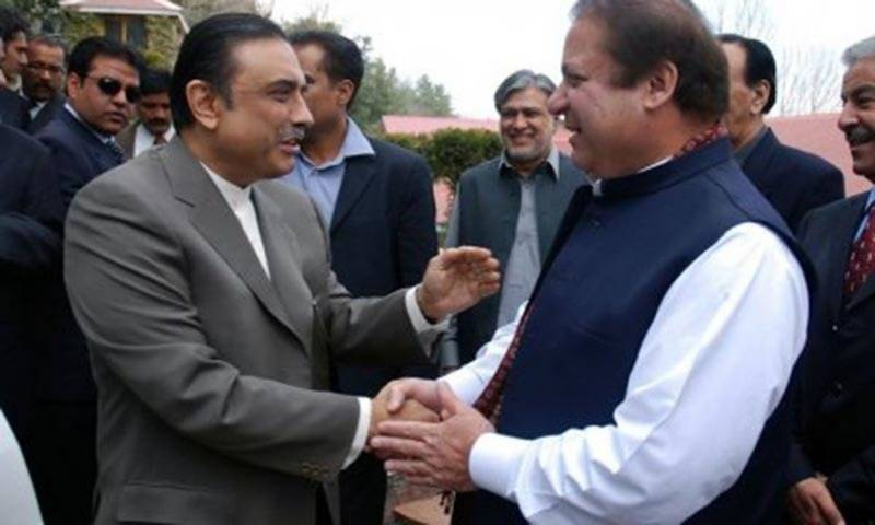Zardari recommends PM to resign if Panama verdict is against him