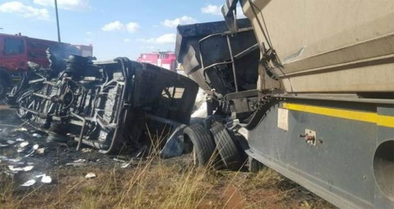 19 children killed as school bus crashes in South Africa