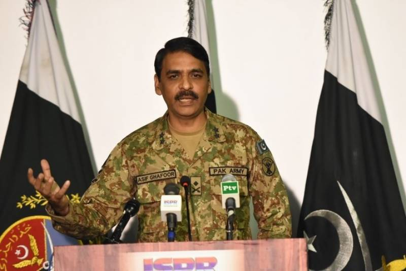 Comments by few regarding head of premier intelligence agency are baseless: ISPR