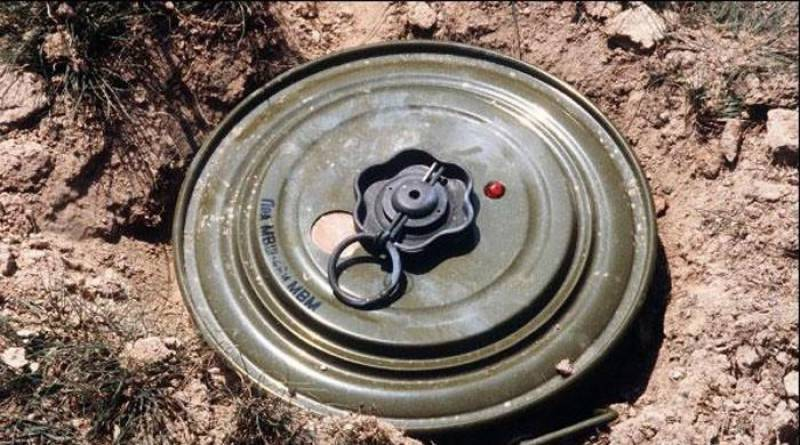 Mohmand Agency: Khasadar official killed in landmine blast