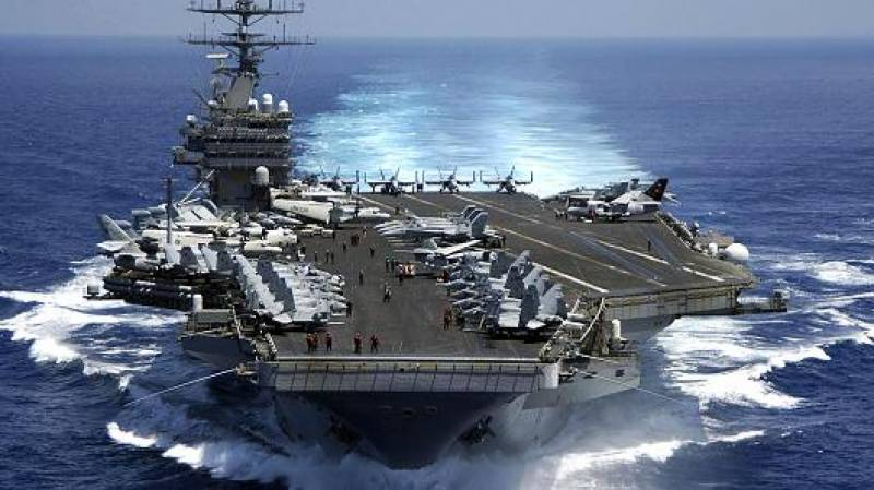 Ready to strike US aircraft carrier: North Korea