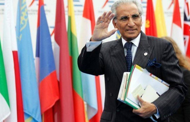 FO refuses 'irresponsible and malicious' reports regarding Tariq Fatemi