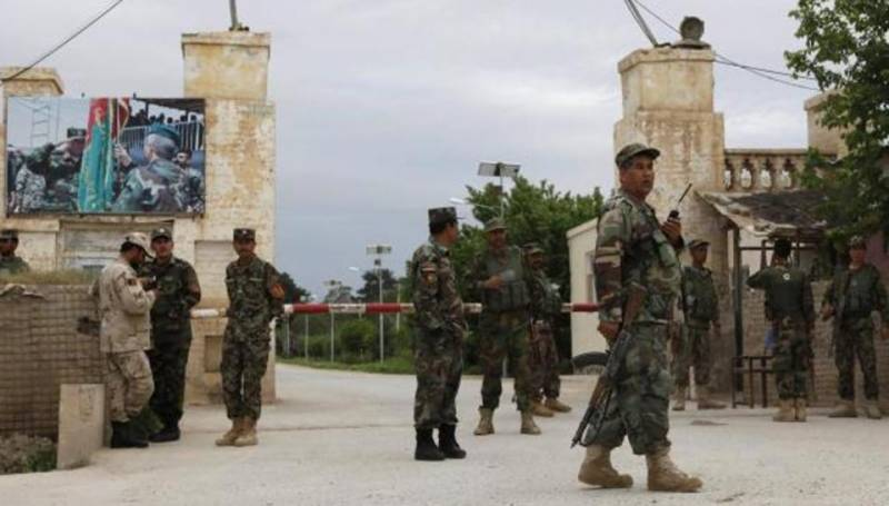 Taliban attack: Afghan defence minister, army chief resign