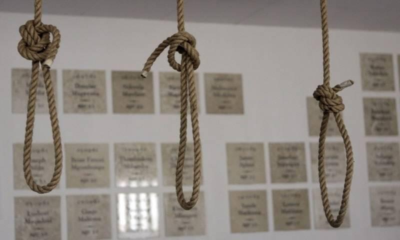 Four hardcore TTP terrorists hanged in KPK: ISPR