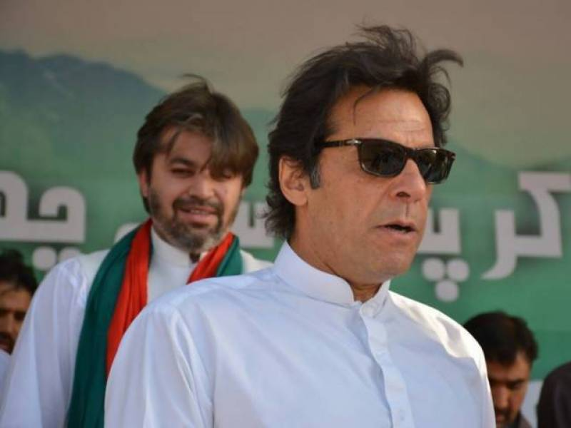 PML-N government offered me Rs10b to keep mum on Panamagate: Imran Khan
