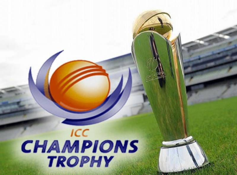 ICC finalizes Champions Trophy schedule