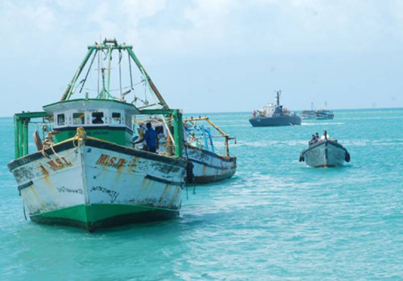 MSA arrests 29 Indian fishermen for violating maritime border