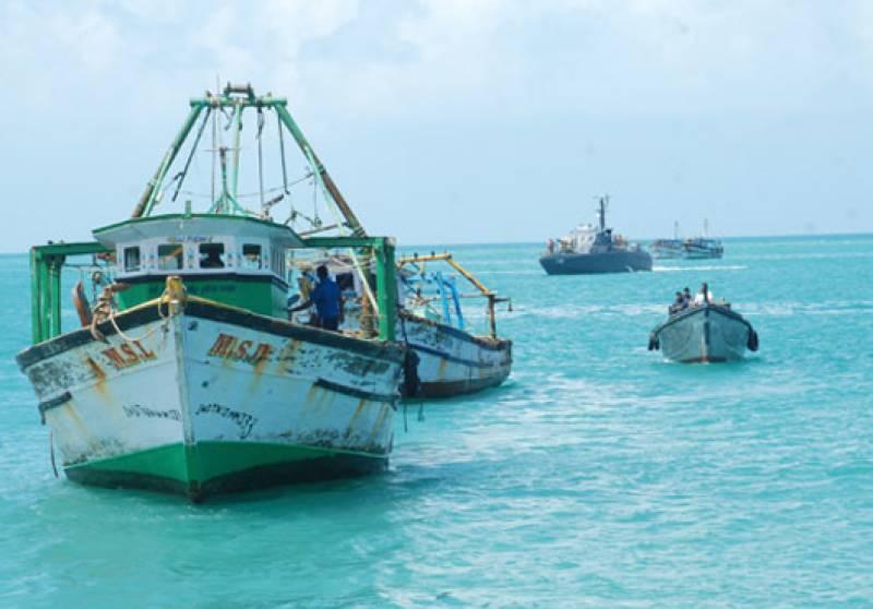 MSA arrests 29 Indian fishermen for violating maritime border