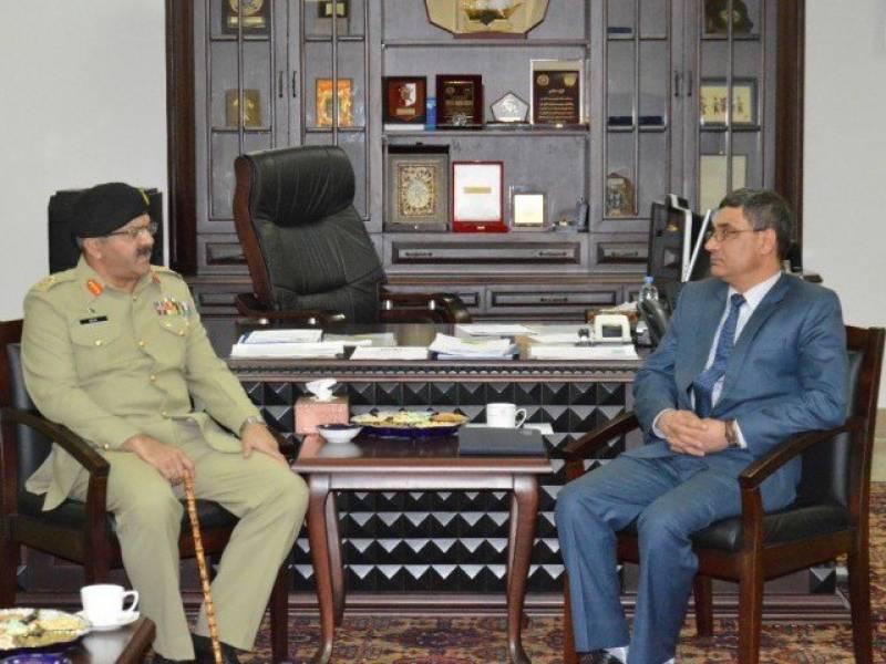 Pakistan will not let its soil be used against Afghanistan: Lt Gen Bilal