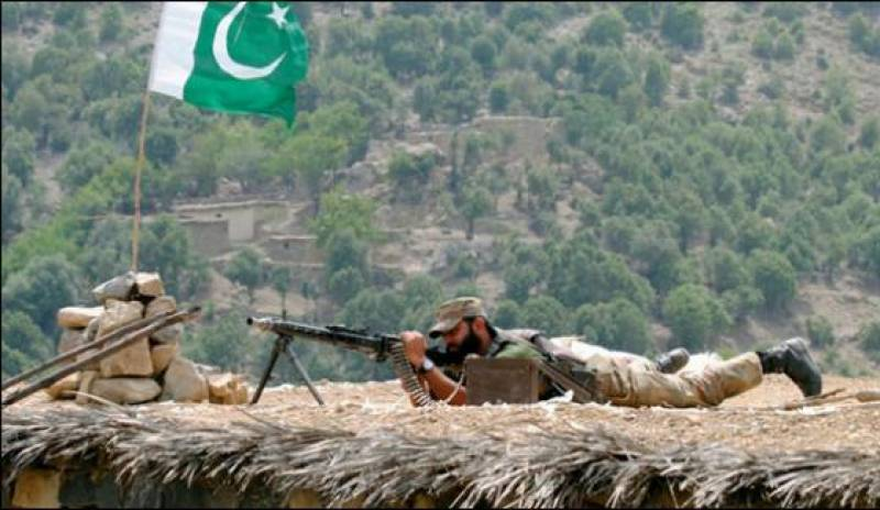 Several terrorists killed in Khyber Agency Air strikes: ISPR