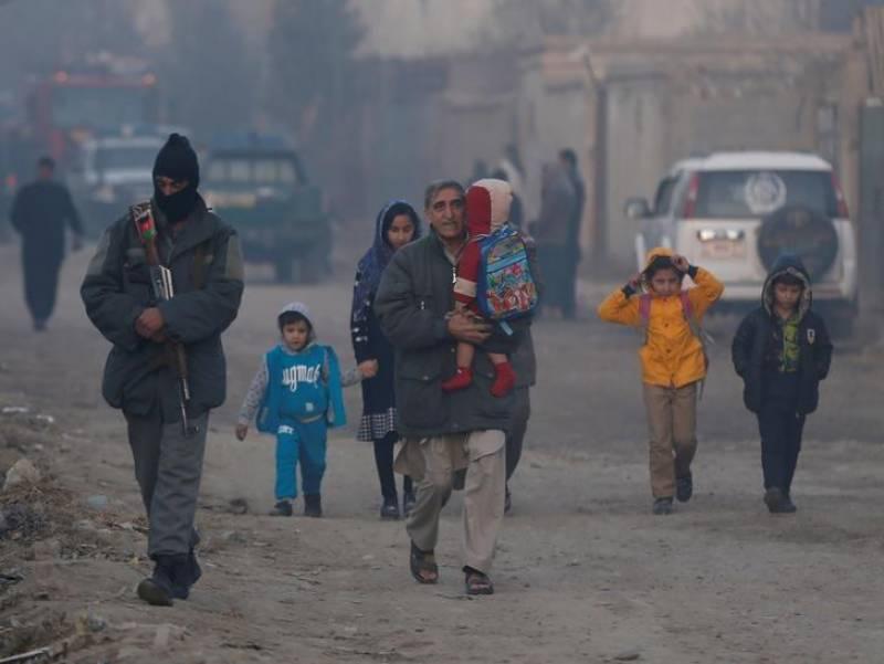U.N. report says casualties decline slightly in Afghanistan