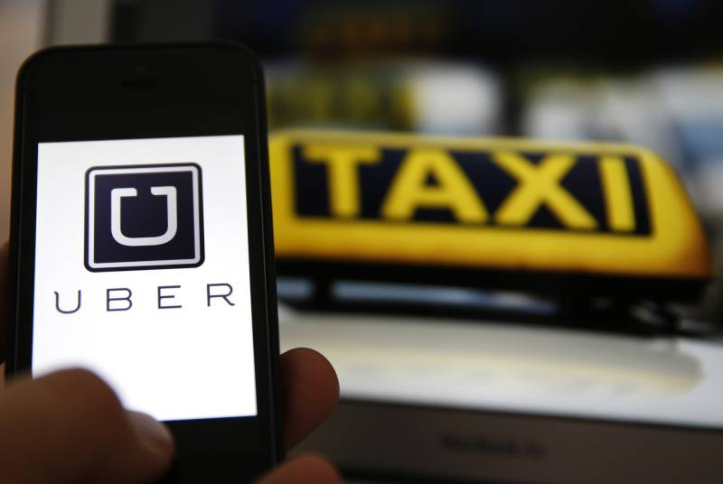 Uber launches ride-hailing service in two more cities