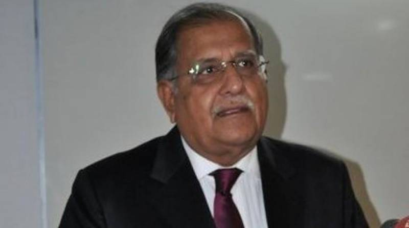 Federal Minister Riaz Pirzada tenders resignation
