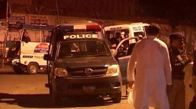 Foreigners among six suspects arrested during Karachi raid