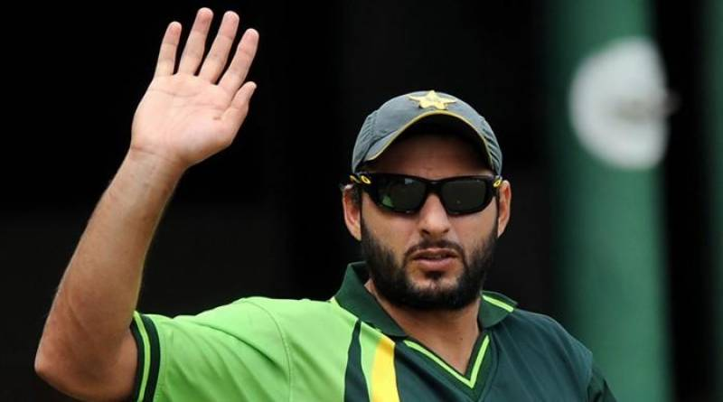 Shahid Afridi turns down PCB's farewell offer