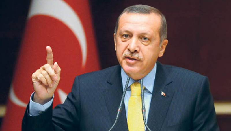 Erdogan urges Pakistan, India to settle Kashmir issue 'once and for all'