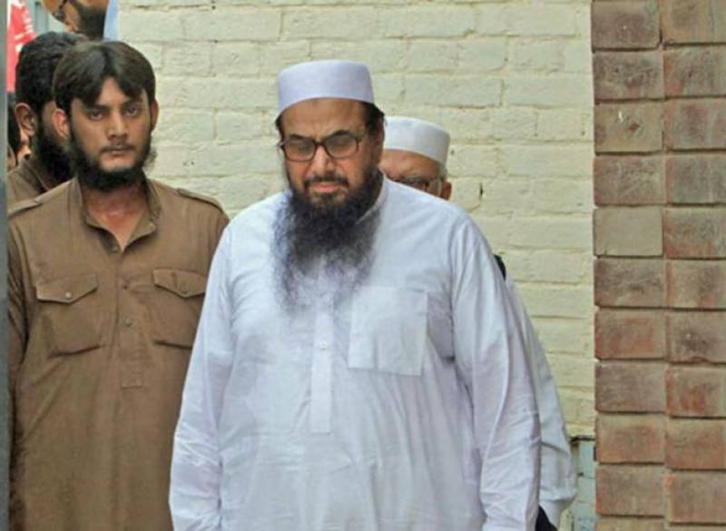 Hafiz Saeed's house arrest extends for more 90 days