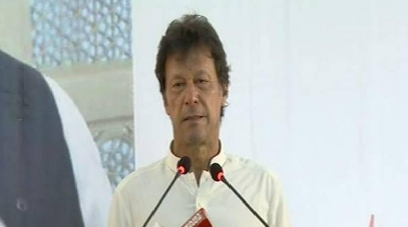 Increasing loans are putting burden on Pakistan: Imran Khan
