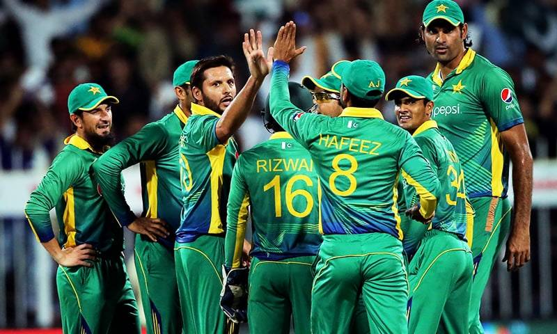 Pakistan move ahead of India to grab 3rd spot in ICC T20 ranking