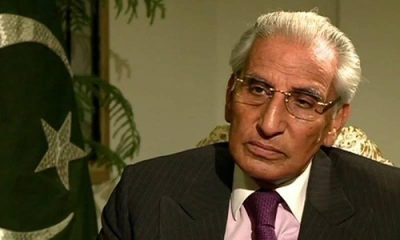 Dawn Leaks: Tariq Fatemi denies allegations