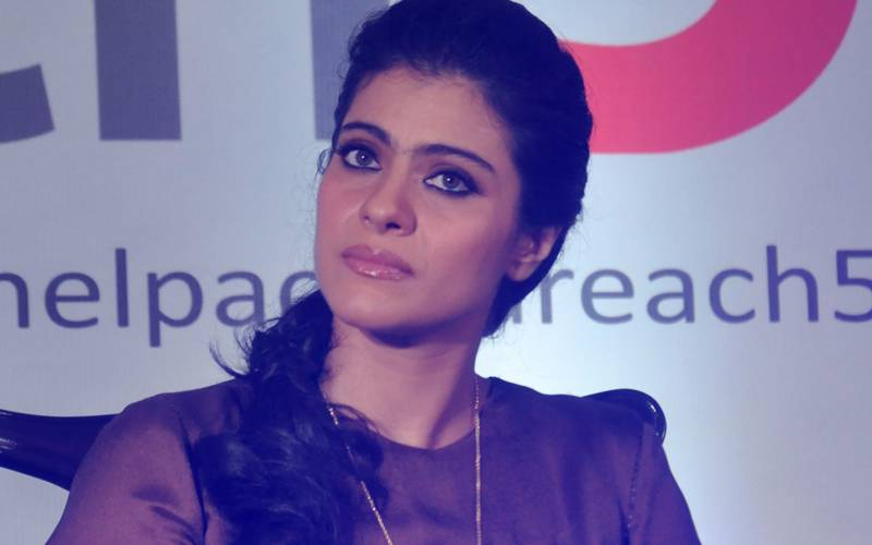 Watch: Kajol 'caught eating beef'