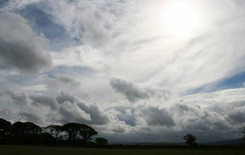 Cloudy, dry weather expected in most parts of country
