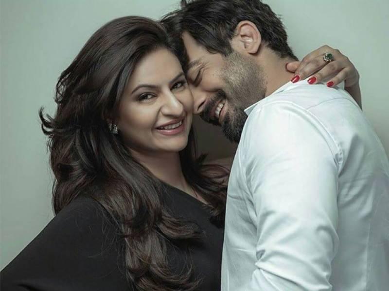 Heartthrob photoshoot of Fawad Khan