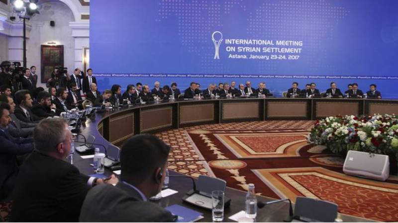Syrian armed opposition suspends participation in Astana peace talks