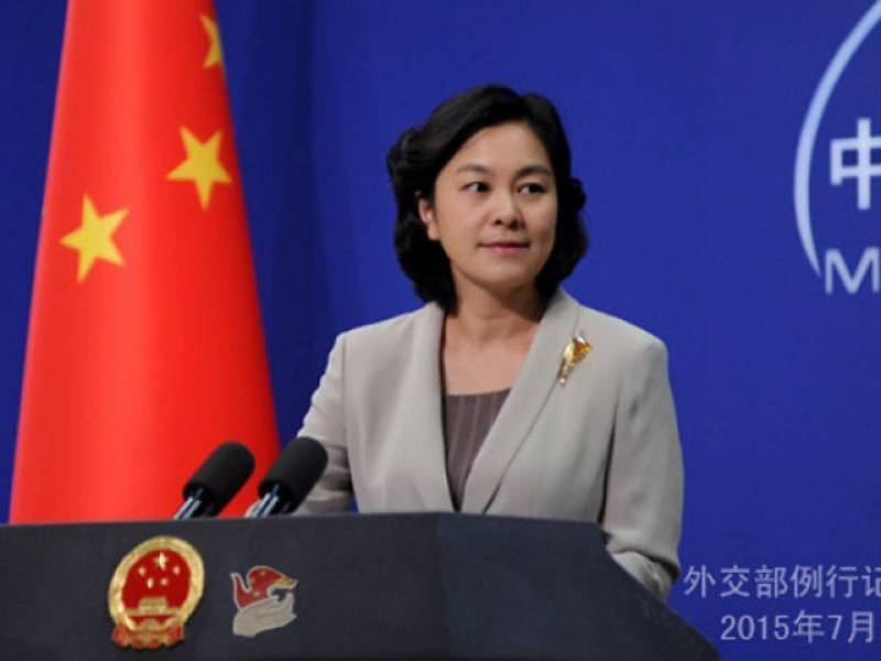 China denies to mediating between India, Pakistan on Kashmir issue