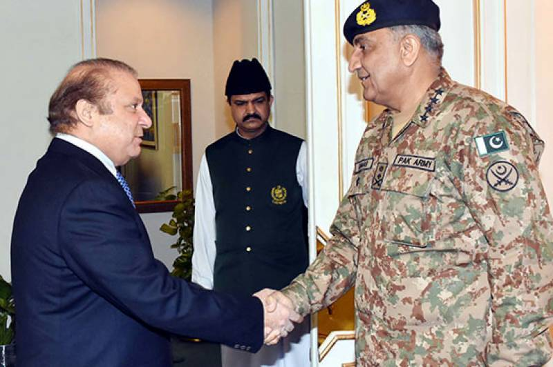 Dawn Leaks controversy: PM assures Gen Bajwa to revised notice
