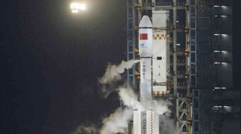 China plans to construct manned space station by 2019