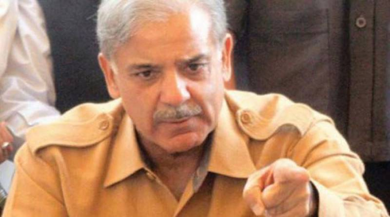 CM Shehbaz sends legal notice to PTI chief over Rs10bn allegation