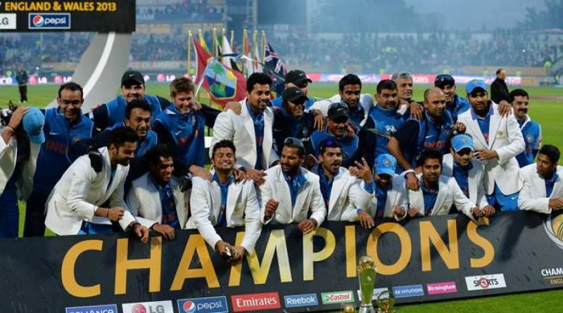 Indian cricket board announces Champions Trophy squad