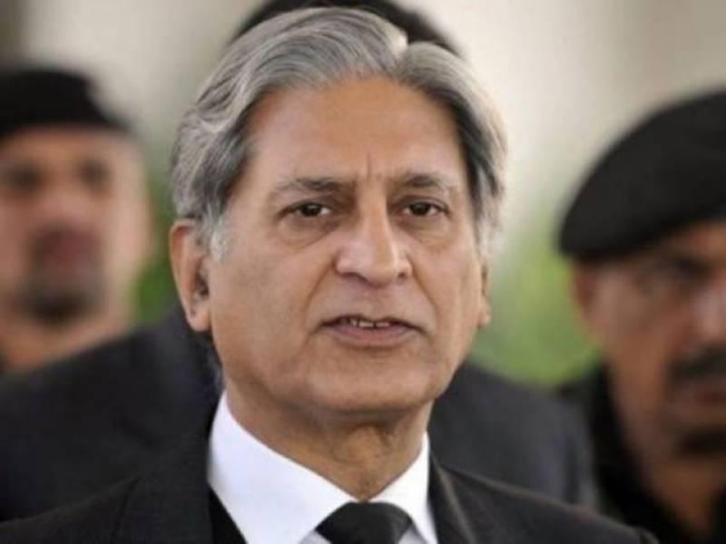 Dawn Leaks: DG ISPR should resign, says Aitzaz