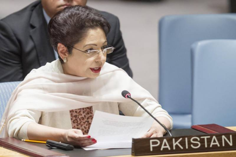 Mounting tension in IoK can destabilise South Asia: Maleeha
