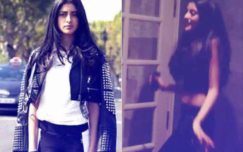 Watch: Dance video of Amitabh Bachchan's granddaughter